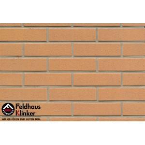 Фасадная клинкерная плитка R206NF9 nolani liso rosso, Feldhaus Klinker