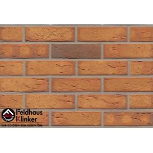 Фасадная клинкерная плитка R268NF9 nolani viva rustico, Feldhaus Klinker