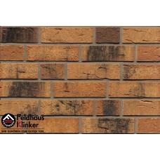 Фасадная клинкерная плитка  R286NF9 nolani viva rustico carbo, Feldhaus Klinker