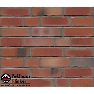Фасадная клинкерная плитка ручной формовки R991NF14 bacco ardor matiz, Feldhaus Klinker
