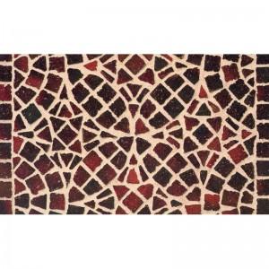 Тротуарная клинкерная мозаика M409DF (делимая на 8 частей 60/60/52) gala ferrum, Feldhaus Klinker