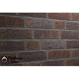 Фасадная клинкерная плитка R669NF14 sintra geo nelino, Feldhaus Klinker