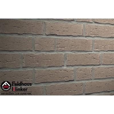 Фасадная клинкерная плитка R680NF14 sintra argo, Feldhaus Klinker