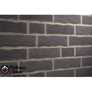 Фасадная клинкерная плитка R693NF14 sintra vulcano, Feldhaus Klinker