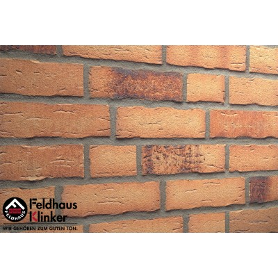 Фасадная клинкерная плитка R695NF14 sintra sabioso ocasa, Feldhaus Klinker