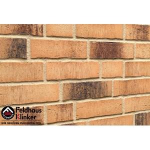Фасадная клинкерная плитка R734NF14 vascu saboisa ocasa, Feldhaus Klinker