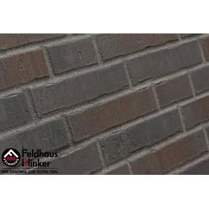 Фасадная клинкерная плитка R737NF14 vascu vulcano verdo, Feldhaus Klinker