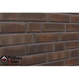 Фасадная клинкерная плитка R748NF14 vascu geo merleso, Feldhaus Klinker
