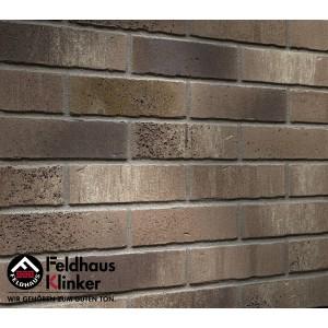 Фасадная клинкерная плитка R775NF14 vascu argo marengo, Feldhaus Klinker