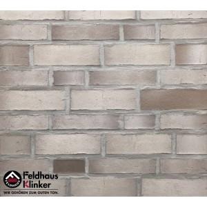 Фасадная клинкерная плитка R911DF mix NF vario crema albula, Feldhaus Klinker