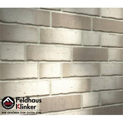Фасадная клинкерная плитка R941NF14 vario argo albula, Feldhaus Klinker